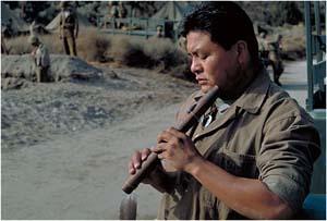 Native American Lakota Love Flutes Handmade Wooden